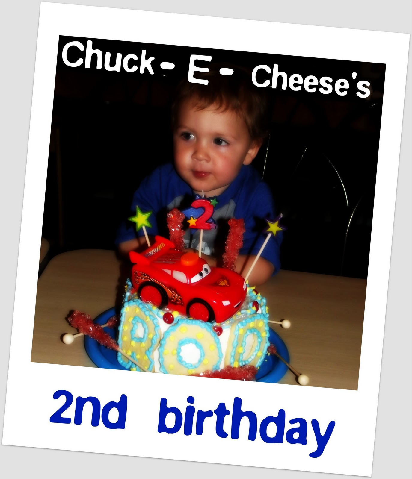 Stories From The Stokes': Family Birthday Party At Chuck E