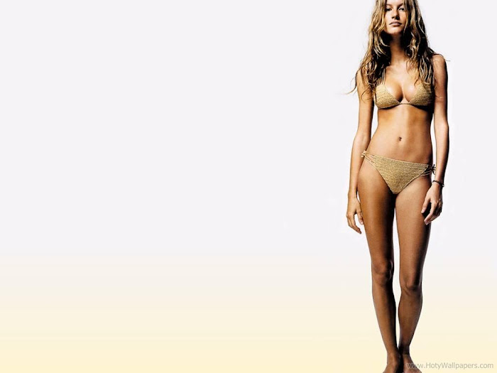 Gisele Bundchen HD Wallpaper -08