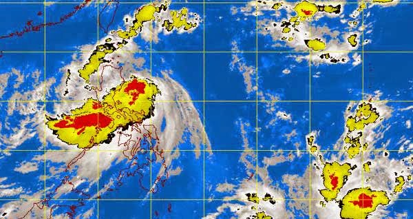 Typhoon Mario: September 19, 2014 Bagyong Mario Update