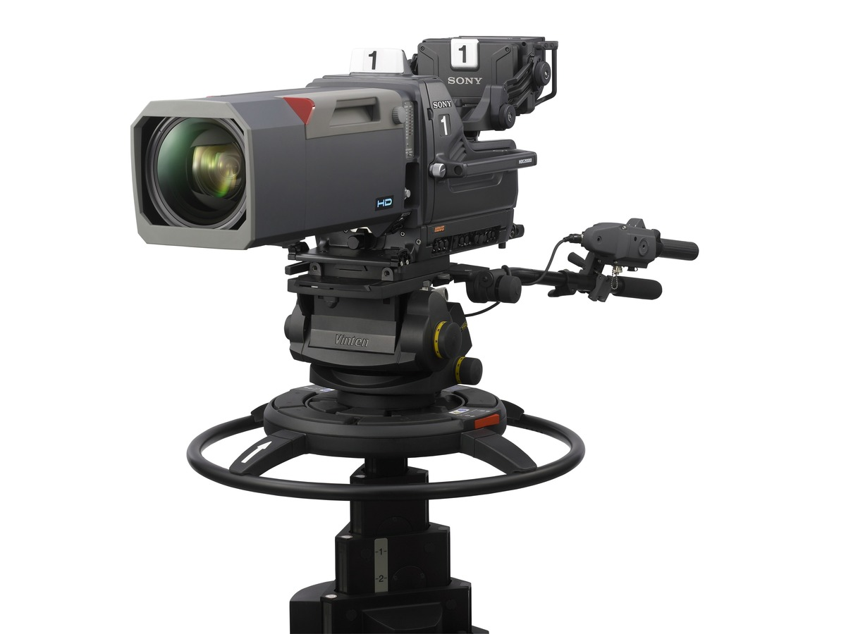 Urbanfox tv blog sony hdc 2000 hdc 2550 cameras - Tv in camera ...