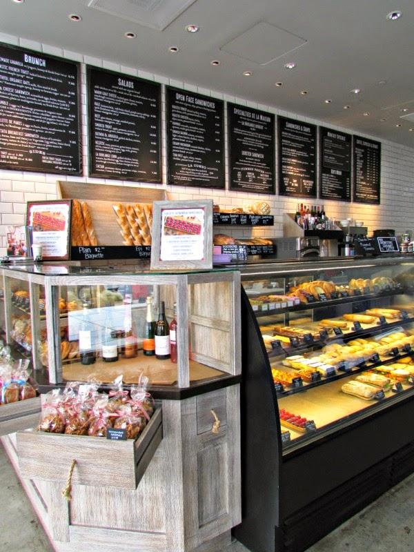 La Boulange de Sunset- Menu & Bakery Counter