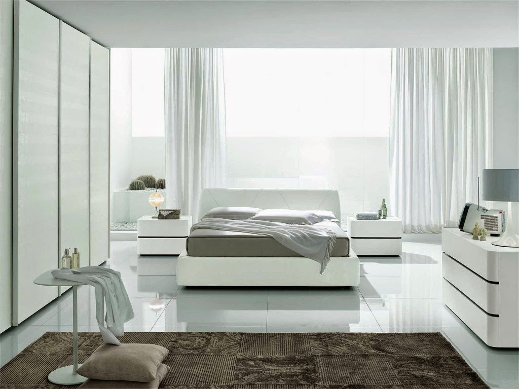 modern bedroom furniture design home interior