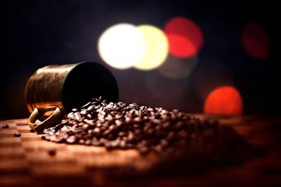 Cafea cu gust de evenimente fericite
