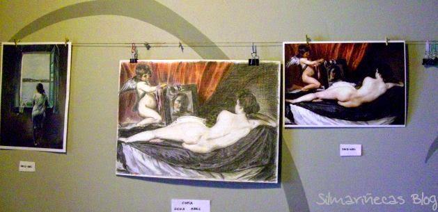 Resultado del concurso de dibujo del Bar Verin - Vitoria - Álava