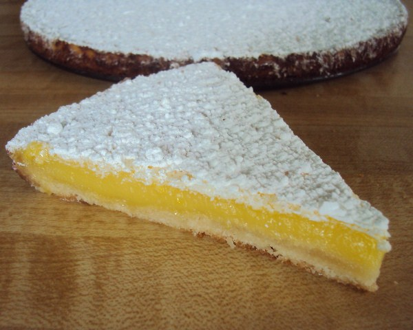 Flour Me With Love: Luscious Lemon Tart