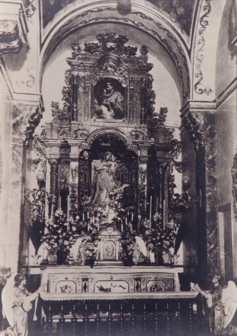 Kapel  St.Josef di Caudete Spanyol, tempat kaul para Suster Pendiri