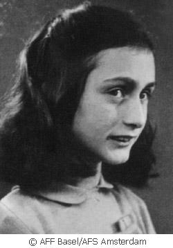 Anne Frank on Annelisse Maria Frank Mais Conhecida Como Anne Frank Frankfurt Am