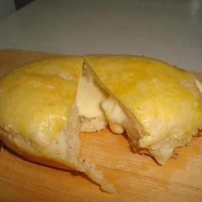 Receita de Pão de Batata com queijo