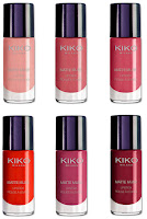 Kiko Matte Muse Lipstick