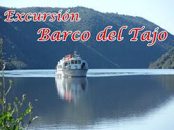 EXCURSIÓN BARCO DEL TAJO
