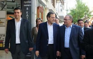 Ειδικός Συντονιστής για τη διαχείριση των αποβλήτων ο Δημ. Καλογερόπουλος