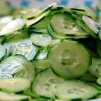 Simple Cucumber Salad Vinegar Recipe