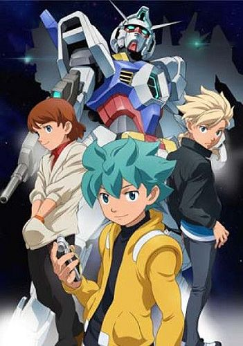 Mobile Suit Gundam AGE episode 44 vostfr