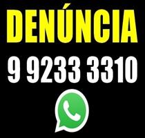 DENÚNCIA COM SIGILO TOTAL
