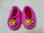 Crochet Shoe CS001