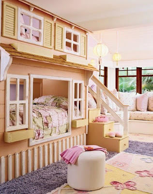 hermosa habitacion infantil