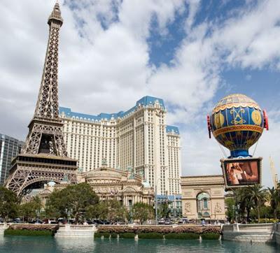 Hotel Paris - Las Vegas - que visitar