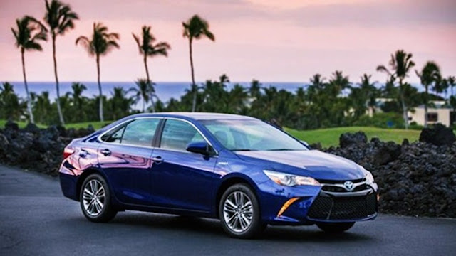 2016 Toyota Camry XLE For Sale