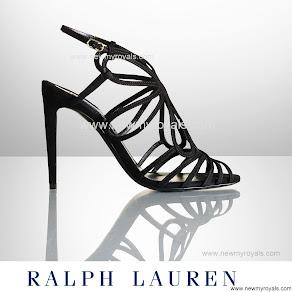 Crown princess Victoria Style RALPH LAUREN Sandal