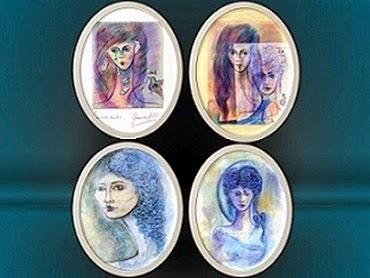 """""""Serie Azul Pintura"""""""