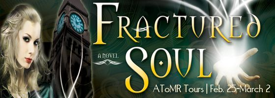Blog Tour: Fractured Soul by Rachel McClellan
