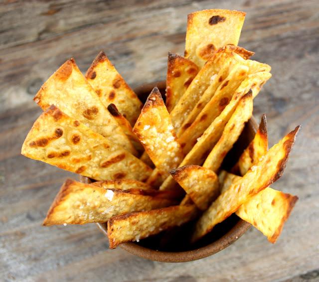 Oppskrift Lompechips Hjemmelaget Chips Lomper Lefser Julemat Tilbehør