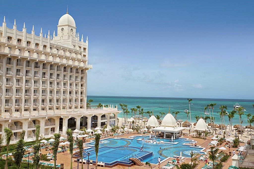 Palm Beach (Aruba) - Riu Palace Aruba 4* All Inclusive - Hotel da Sogno
