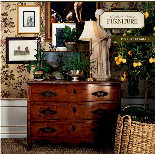 Color Outside The Lines Ralph Lauren Home Collections Archive PART ONE