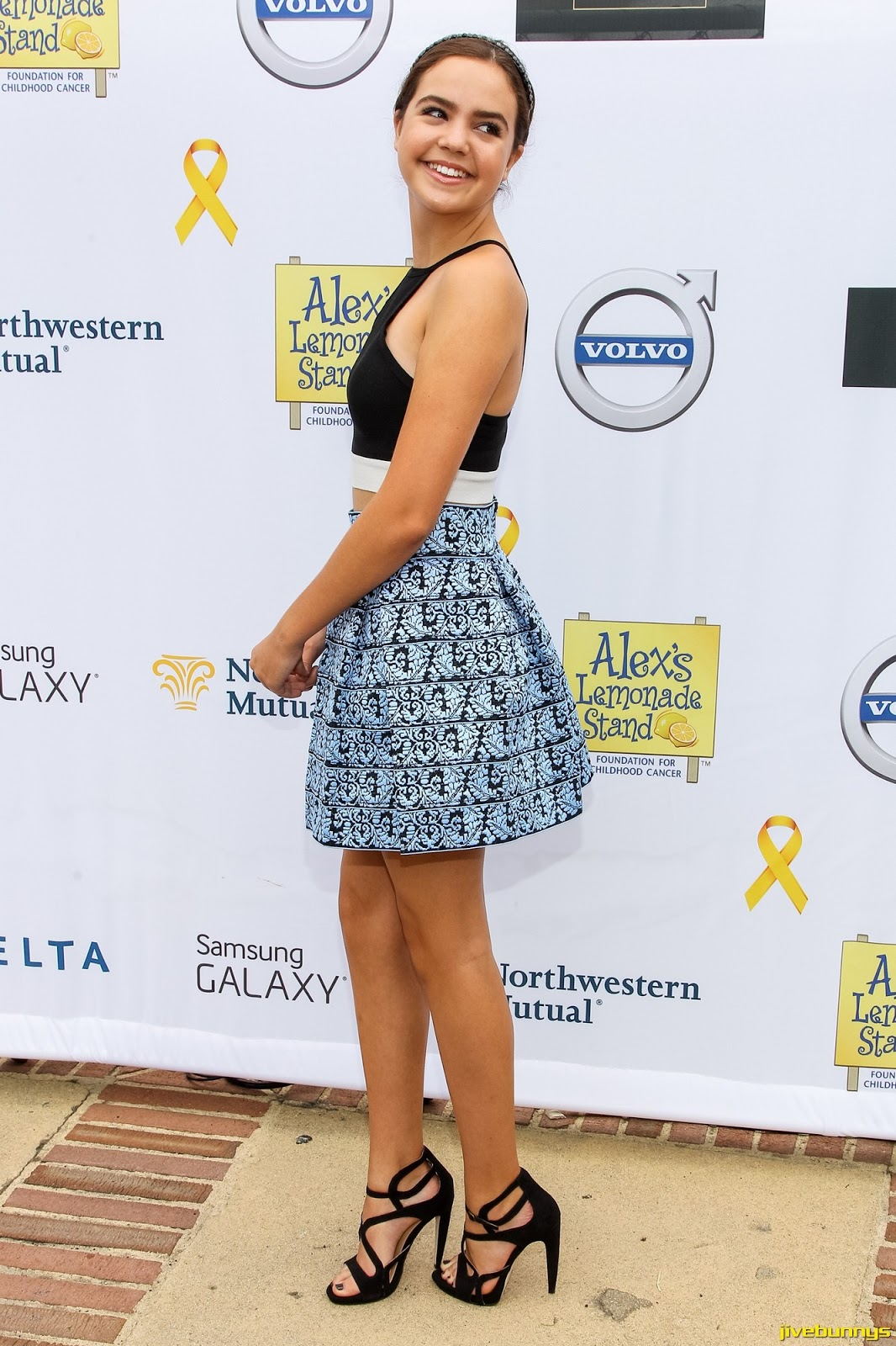 Bailee Madison - 5th annual L.A. Loves Alex's Lemonade in Westwood 09/20/14