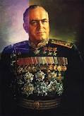 IN MEMORY OF THE RUSSIAN GIANT MARSHALL GYORGI ZHUKOV; BOYCOTT ALL TURKISH PRODUCTS AND SERVICES; 1