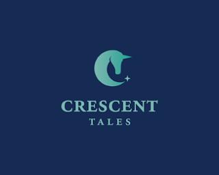 16. Crescent Tales Logo
