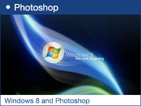 Windows 8 and Photoshop