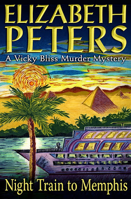 cover of Night Train to Memphis by Elizabeth Peters