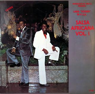 Monguito el Unico presentsLaba 'Sosseh' in USASalsa Africana vol.1,Sacodis 1980