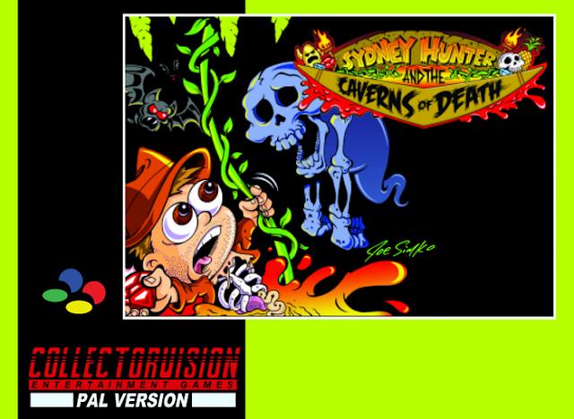Nuevos vídeos de Sydney Hunter para MSX, Coleco y Super Nintendo