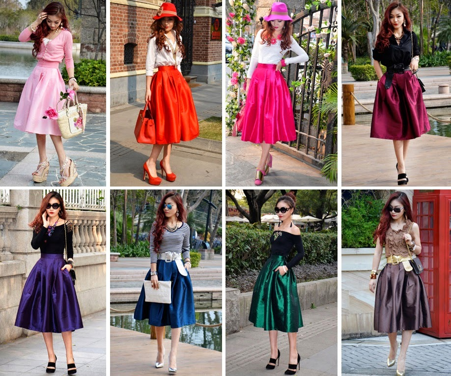 Duchess Fashion: Malaysia Online Clothes Shopping: Vintage 60s ...