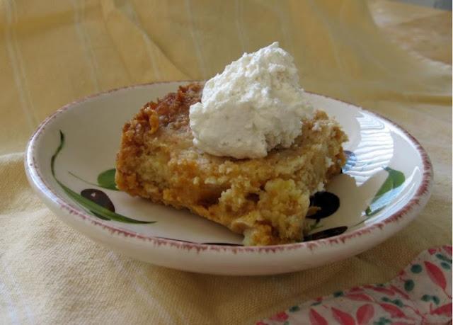 Pumpkin Pie Cake by freshfromthe.com