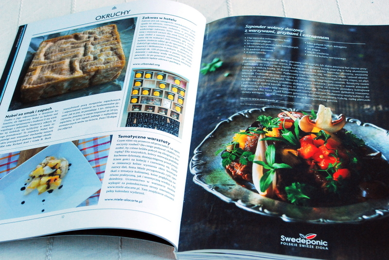 Wnętrze magazynu, ciekawostki i przepis