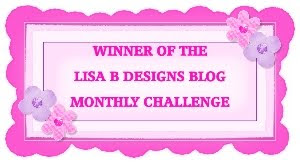 Lisa B Designs winner