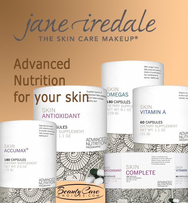 Jane Iredale's Skin Care Supplements