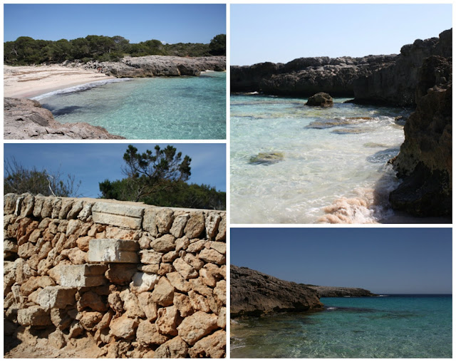 Minorka plaze
