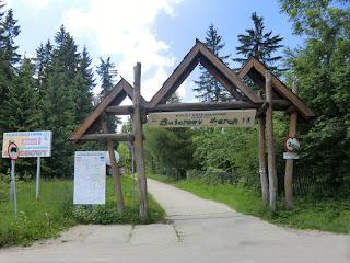 Entrada Butorowy Wierch