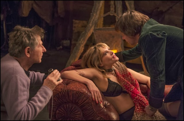"""Imágenes de la película """"La Vénus à la fourrure"""""""
