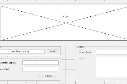 Cara Menambahkan Background Gambar pada GUI MATLAB