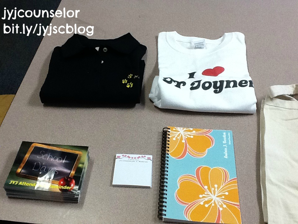 Jyjoyner counselor counselor goodies via vistaprint the vistaprint list of counselor goodies goes on and on from postcards posters pens t shirts signs banners and more colourmoves