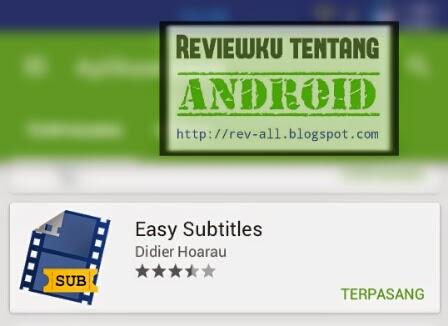 Ikon aplikasi EASY SUBTITLES - membuat dan mengedit subtitle di android dengan mudah (rev-all.blogspot.com)