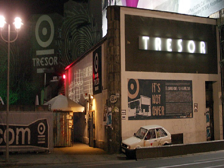 Image result for pic of inside of the club Tresor