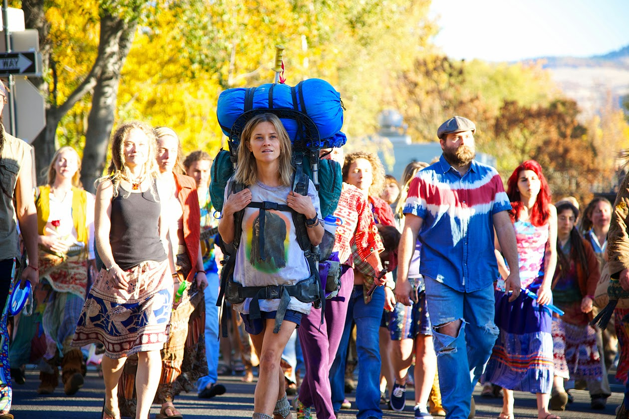 Reese Witherspoon as Cheryl in Wild
