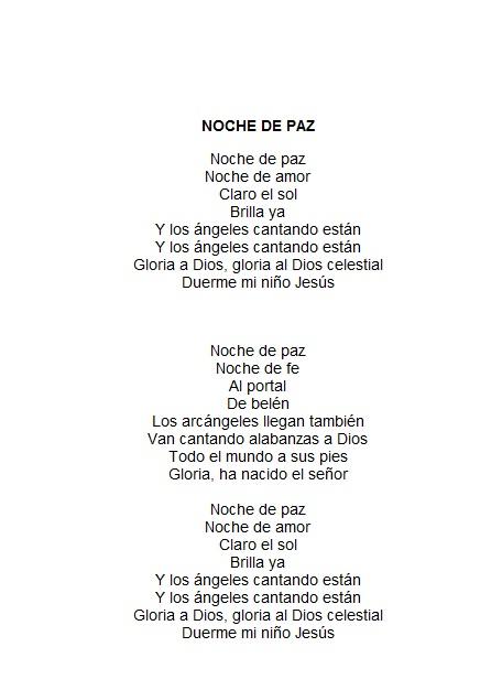 letras de paz martinez: