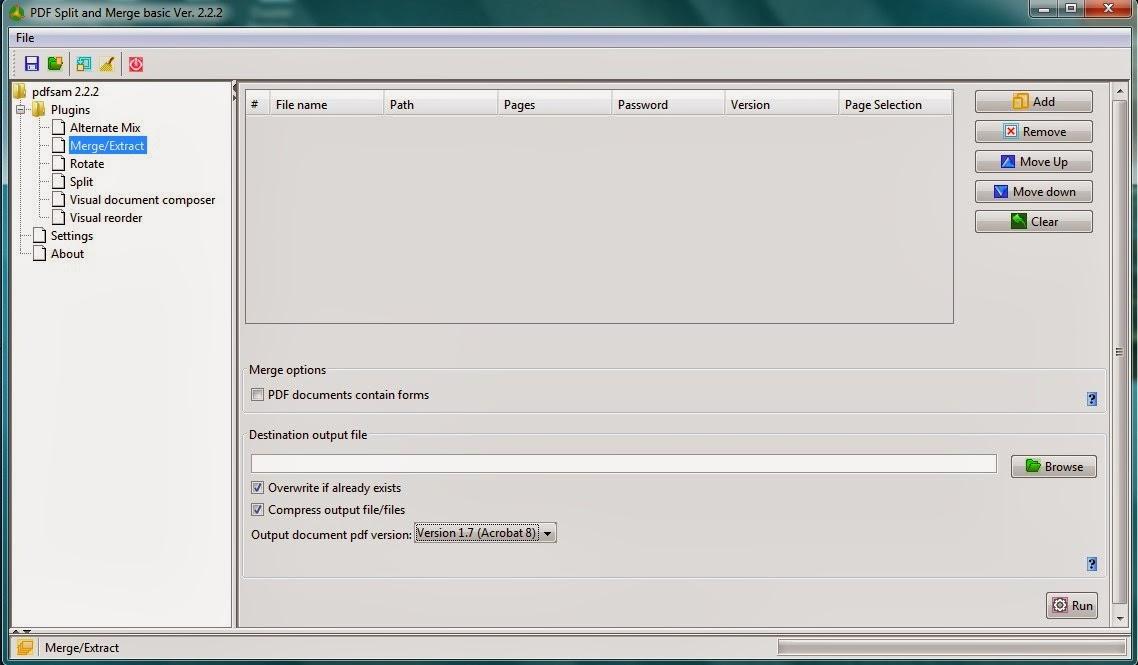 pdf split and merge free download for mac